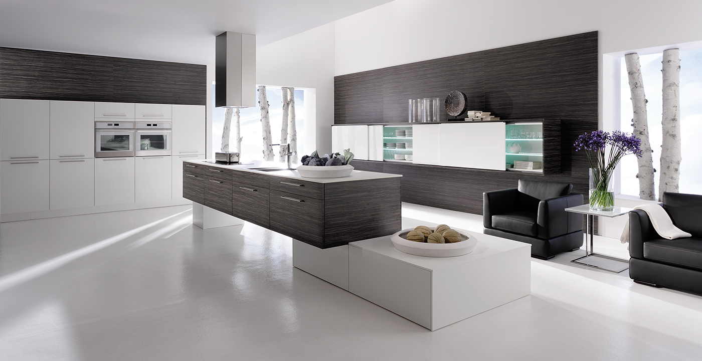 Designer kitchens and interiors london designer kitchens for Luxury contemporary kitchens